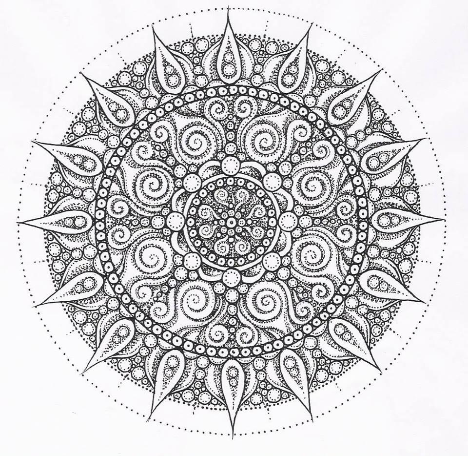 Mandala Ornekleri Mandala Cizim Ornekleri