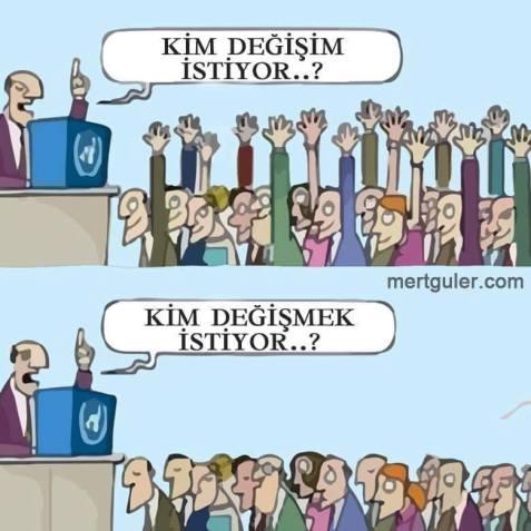 değişim karikatür ile ilgili görsel sonucu