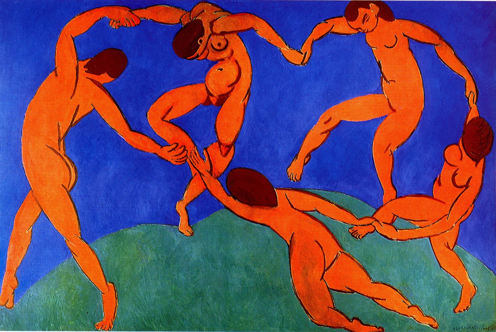 Henri Matisse: Dans