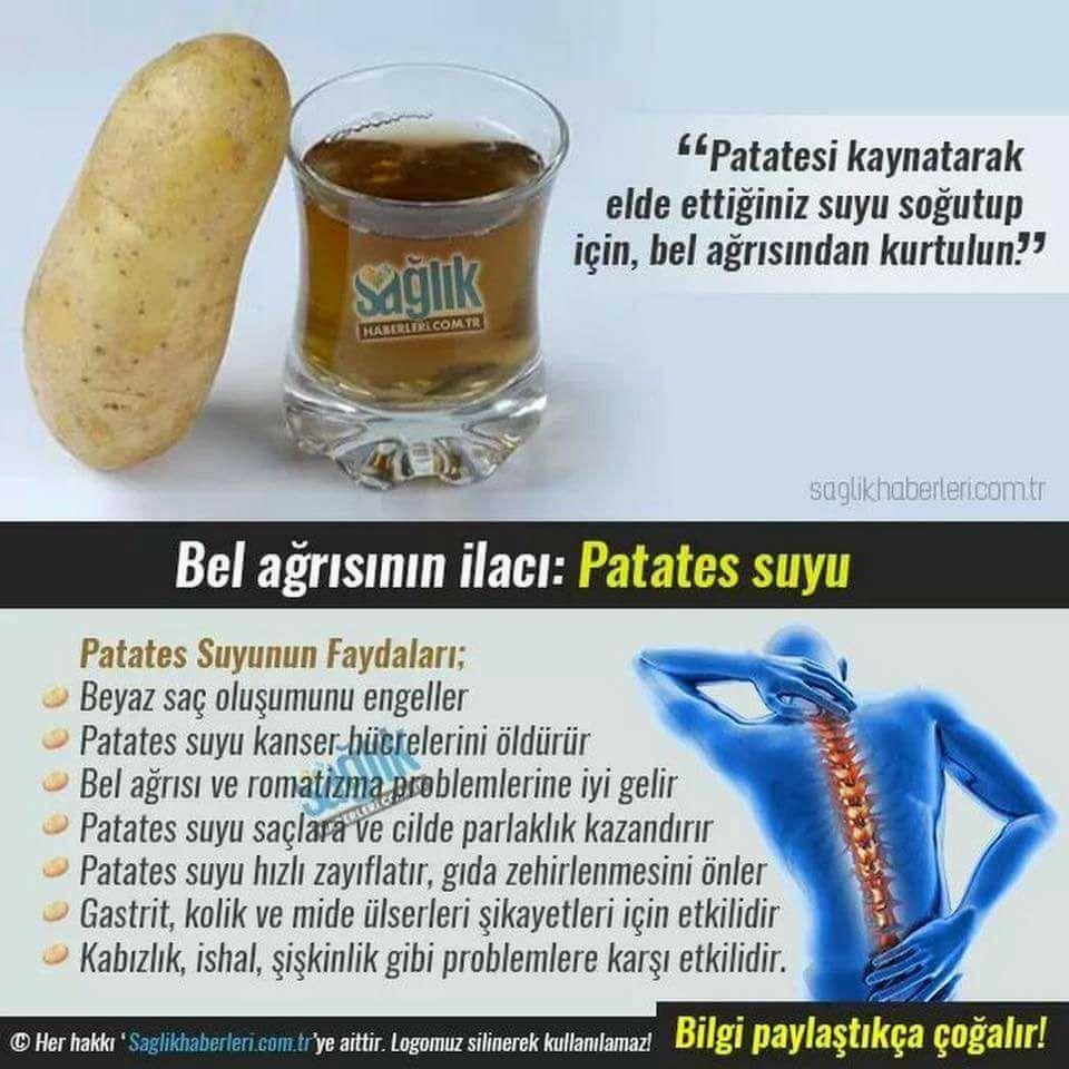 Gastrit ve Buna Bağlı Bel Ağrısı