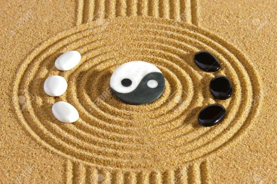 23333495-japanese-zen-garden-with-yin-and-yang-stones-stock-photo1