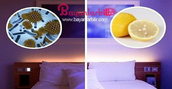 Yatağın-yanına-kesik-limon-koymak