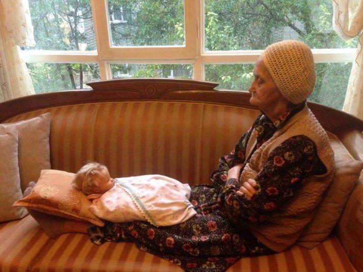 Anette İnselberg bebek mutluluk