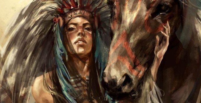 anette inselberg kızılderili sözleri doğa