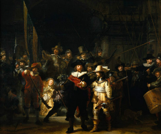 Rembrandt-Gece-Nobeti-1642
