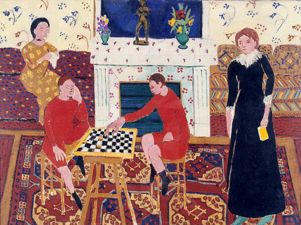 Henri-Matisse-The-Painters-Family-1911[1]