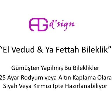 El Vedud & Ya Fettah Bileklik (31.10.2019).pptx
