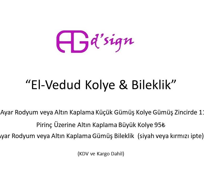 El Vedud Reklam - Fiyatlı (12.12.2019)
