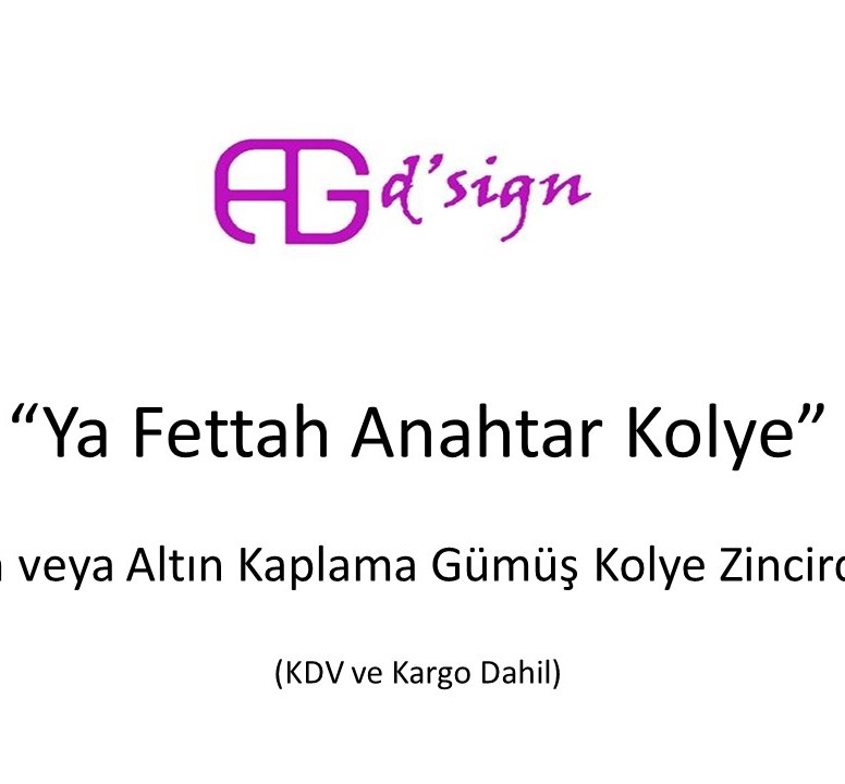 Ya Fettah Anahtar Kolye (21.01.2020) (2)